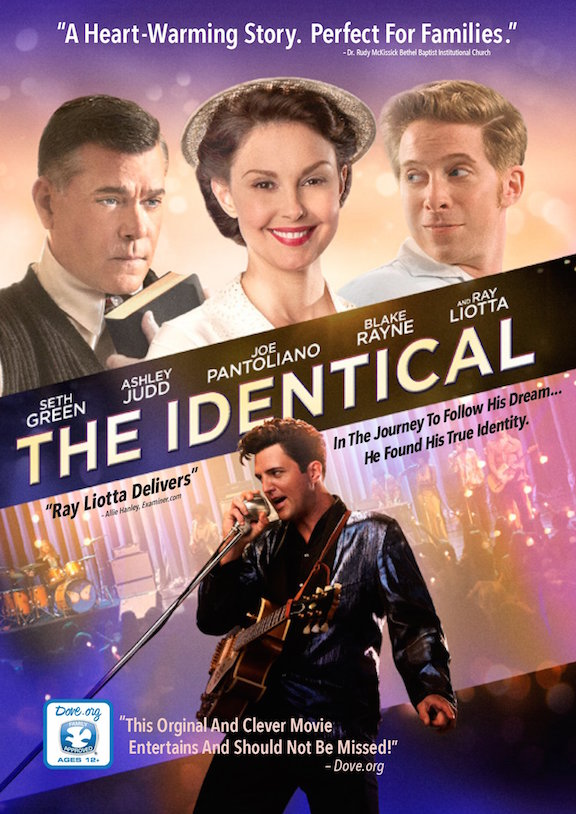 the Identical, review and giveaway