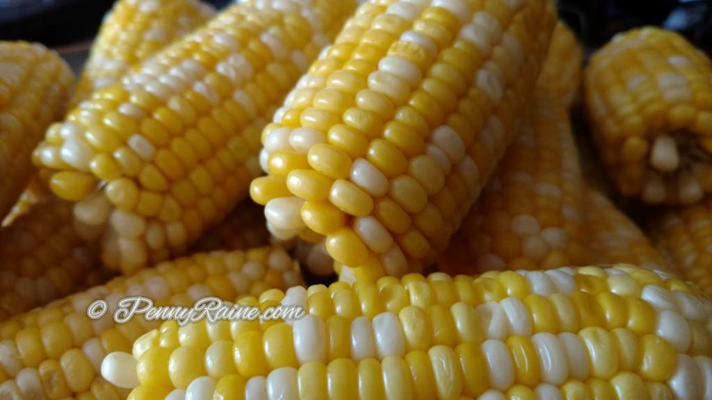 pretty instant pot corn on the cob