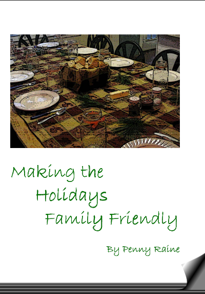 24 hour freebie – Making Holidays Family Friendly