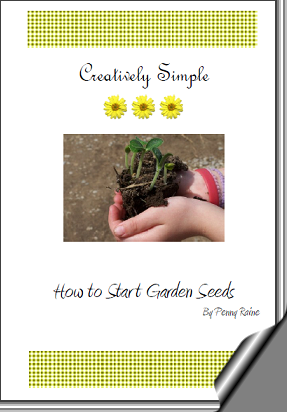 Creatively Simple – How to Start Garden Seeds