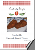 Creatively Simple - How to Make Homemade Jalapeño Poppers